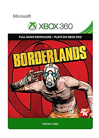 Borderlands - Xbox 360 / Xbox One Digital Code