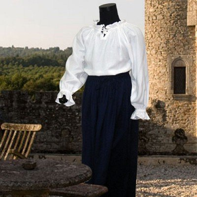 Child's Renaissance Medieval Costume Skirt
