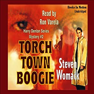 Torch Town Boogie: A Harry Denton Mystery | [Steven Womack]