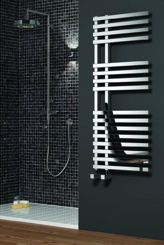 Renia Felino Designer Radiator Length: 500MM, Height: 1200MM