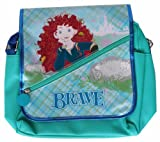 Disney Brave Shoulder Bag (BB-22781) Messenger Bag, Lunch Bag, Shopping Bag, Picnic Bag, - gift for kids, children, girls, boys, teenager, son, daughter, niece, nephew, bags, travel, sports, school, birthday, halloween, christmas.