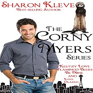 The Corny Myers Series Audiobook
