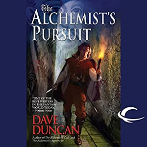 The Alchemist's Pursuit Hörbuch
