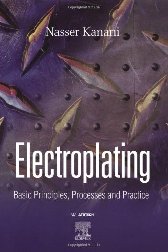 Electroplating: Basic Principles, Processes And Practice