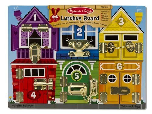 Latches Board [Toy]