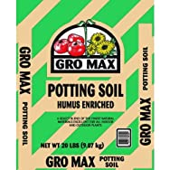 GROMAX LLC 052050 Potting Soil