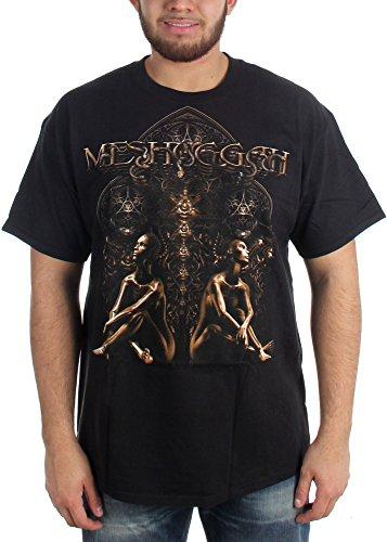 Meshuggah Koloss-Twins-Maglietta da uomo