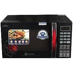 Electrolux C25K151.BM-CG 25-Litre 1400-Watt Convection Microwave Oven (Black)