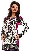 Long India Tunic Top Womens Kurti Pri…