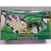 Ben 10 Toy Gun Pistol Ultimate Alien Cartoon Network