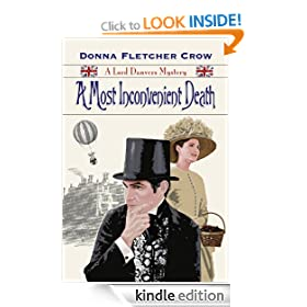A Most Inconvenient Death (A Lord Danvers Mystery) (The Lord Danvers Mysteries)