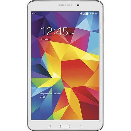 Samsung Galaxy Tab 4 8.0 (AT&T), White (Certified Refurbished) (4g Windows Tablet compare prices)