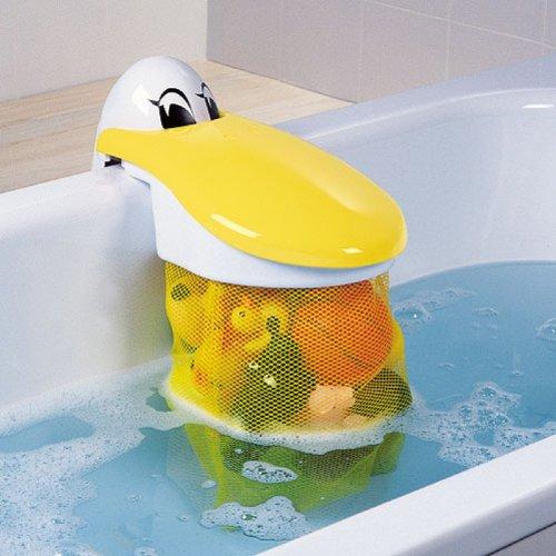 Okbaby porta giochi del bagnetto a forma di pellicano - Giochi da bagno ...