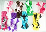 Fancy Little You � Baby Two Tone Bows...