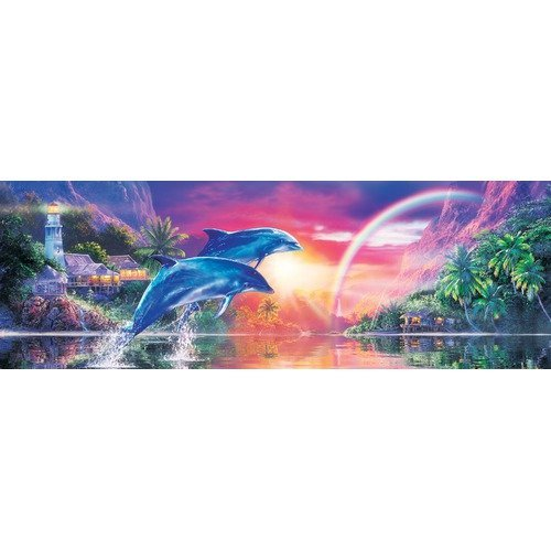 MasterPieces Earthly Paradise Panoramic Puzzle - 1