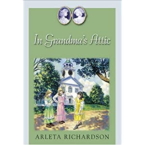 In Grandmas Attic (The Grandma's Attic Series)