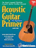 51gybleFlmL. SL160  Acoustic Guitar Primer for Beginners (Book & CD ROM)