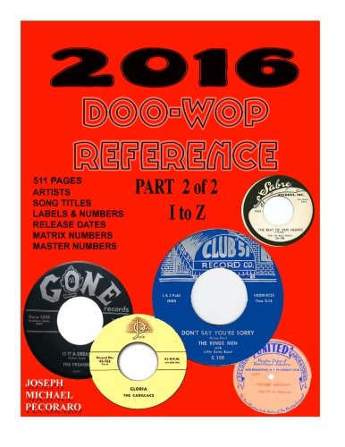 2016 Doo-Wop Reference Part 2