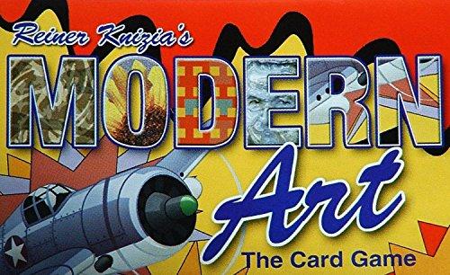 モダンアート カードゲーム Modern Art: The Card Game 並行輸入品