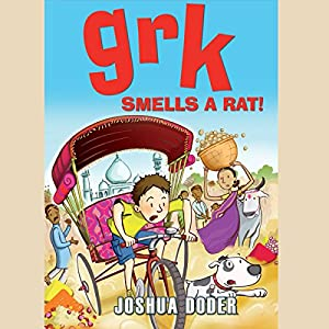 Grk Smells a Rat! Audiobook