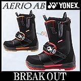 YONEX 15-16 AERIO AB ステップイン STEP IN メンズ レディース ブーツ スノーボード 2016 27.5 YAMABUKI