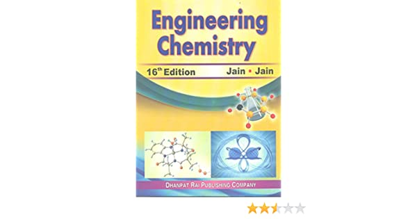 engineering chemistry by jain and jain