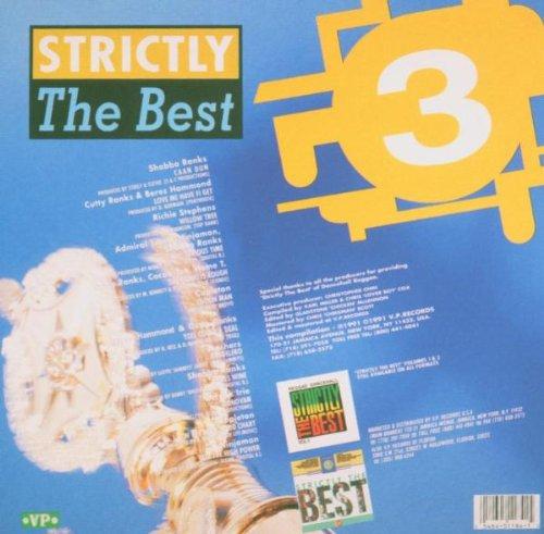Shabba Ranks - Strictly The Best, Vol. 3 - Zortam Music