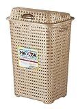 Nayasa Laundry Basket Square Beige
