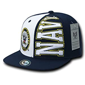 Rapiddominance Stack Up Military Cap, Navy