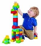 Mega Bloks 80 pc Big Building Bag (Cl...
