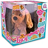 IMC Toys - 7963IMDE - Peluche - Lucy, le chiot - brun