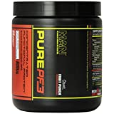 MAN Sports Pure PF3 Fruit Punch 50 Servings Net Wt 185 G