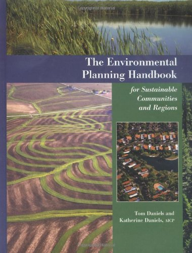 Environmental Planning Handbook: For Sustainable...