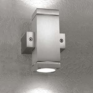 Wall Sconces Without Lights : Alume 2 Light Accent Wall Sconce Mounting Type: Without Aluminum Square Junction Box Cover ...