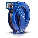 Coxreels TSH-N-550-DF-BBX Spring Rewind Hose Reel for DEF applications: 3/4