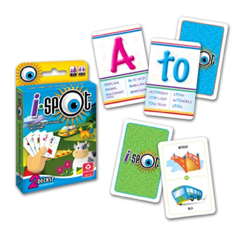 I-Spot 2-Deck Game Set