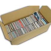 ダンボール CD~100枚用