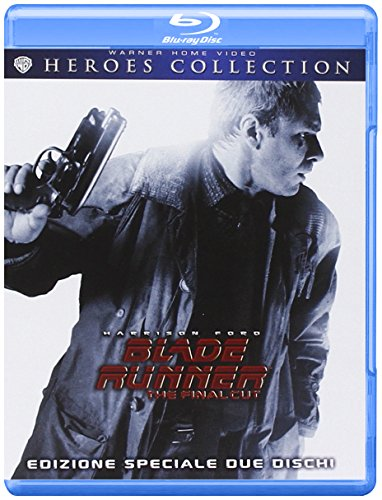Blade runner(edizione speciale) (the final cut) [Blu-ray] [IT Import]