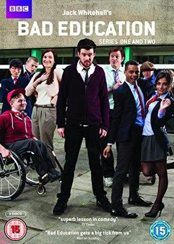 Bad Education - Series 1-2 [DVD] [2012]