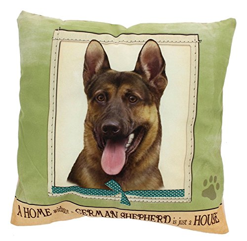 German Shepherd Pillow