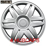 15&#8243; Set of 4 Hubcaps 2000 2001 Toyota Camry Wheel Covers Design Are Universal Hub Caps Fit Most 15 Inch Wheels