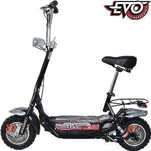 Evo Citi 800w Folding Electric Scooter by EVO