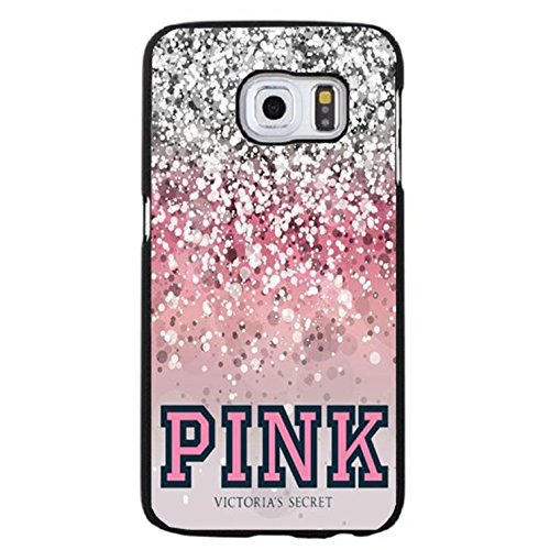 Pink Bling Victoria'S Secret Vs Phone Case Cover for Samsung Galaxy S6 Edge Plus Victoria'S Secret Pink Glitter