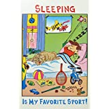 "Dolls Of India ""Fun To Sleep"" Reprint On Paper - Unframed (45.72 X 29.84 Centimeters)"