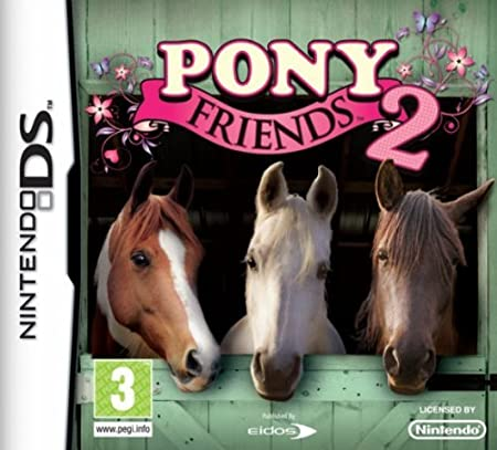 Pony Friends 2 (Nintendo DS) by Eidos