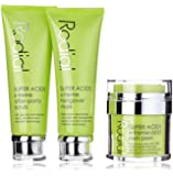 Rodial 3 Step At Home Peel Kit