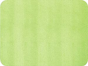 Placemats Set of 4 Wipe off Green Leather Look