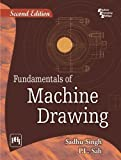 img - for Fundamentals of Machine Drawing book / textbook / text book