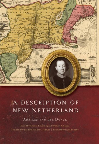 A Description of New Netherland (The Iroquoians and Their World) PDF