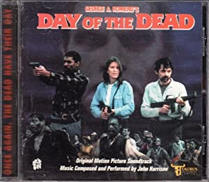 Day Of The Dead - Soundtrack - Limited Edition CD